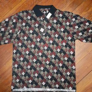Tobasco Polo Style Golf shirt